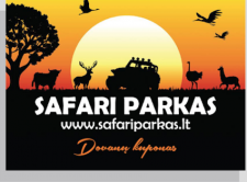 Safari parko dovanų kuponai, tai puiki galimybė padovanoti emocijų ir nuotykių pilną dovaną.